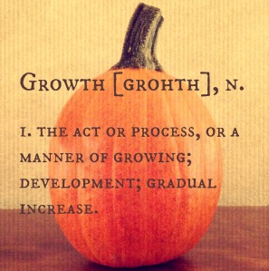 pumpkin growth